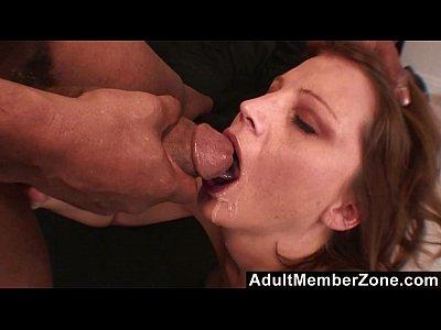 AdultMemberZone - Fiery redhead wants the black boy's giant dick