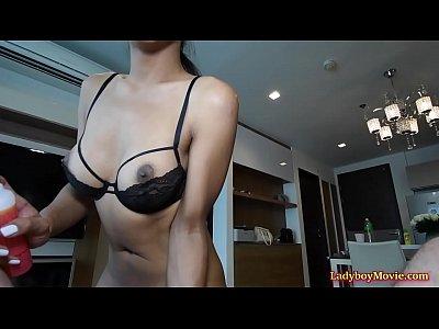 Teen Ladyboy Natalia Is The Professional Slut