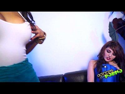Trío con Hanna Montada y Susy Gala