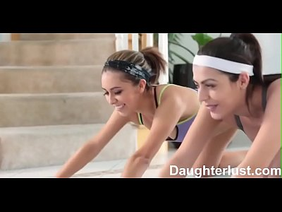 Helping our Daughters To Stretch Out & Fuck |DaughterLust.com