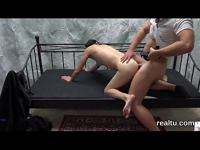 Beautiful czech girl gets seduced in the mall and penetrated in pov