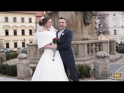 HUNT4K. Married couple decides to sell brides p...