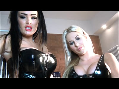 Duo femdom - The Chosen Slave