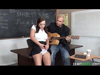 smoking hot Liza Del Sierra gets fucked hard by her prof