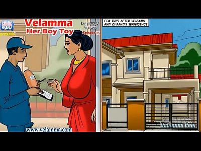 Velamma Episode 73 - Her Boy Toy