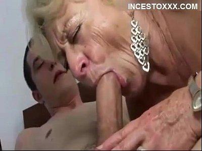 porno ecuatoriano con Nieto follando con su abuela