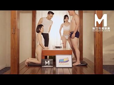 【国产】麻豆传媒作品/MTVQ4-EP4节目篇 001/免费观看