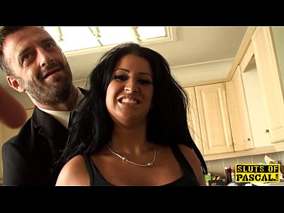 porn free in Bigtitted brit roughfucked before facial