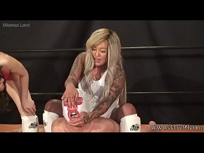 MLDO-140 Fighting gym's strongest female trainers sanction a new boy
