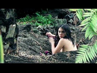 nua na selva