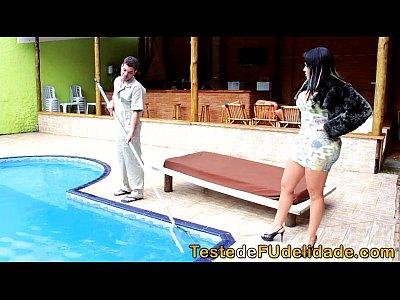 porno venezolano con Morena com rabo enorme seduz casado safado