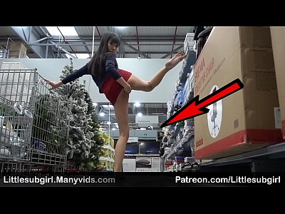Caught Masturbating in Public! - Littlesubgirl