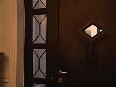 Never open the door to a stranger…