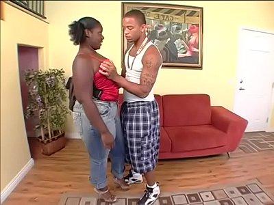 chicas follando con Scene 4 From Fabulous Black Fattyz - Thick Sexxi and Jay Strokes