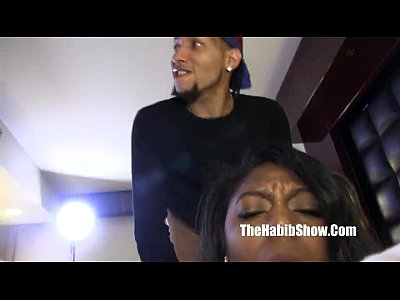 xxx video en ambitious booty phat doggy style fucked by macana man