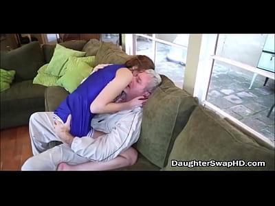 Dad's Swap Their Teen Cheerleader Daughters For Fucking - DaughterSwapHD.com