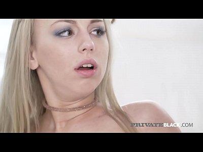 PrivateBlack - Ass Gaper Kira Thorn Anal Fucks By BBC!
