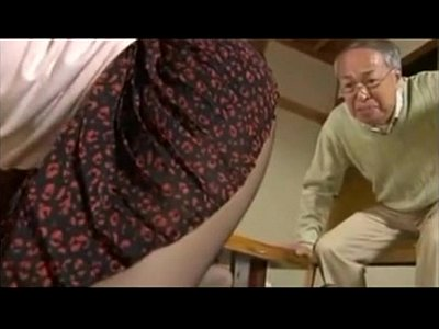 Old man and Sexy Japanese Young Wife - More: EXGFPLANET.COM