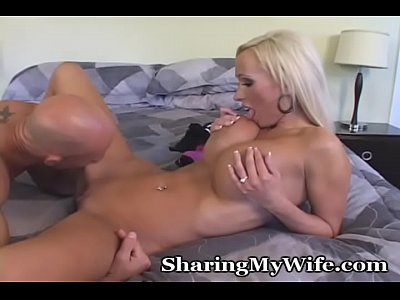 Stacked Wifey Given New Cock