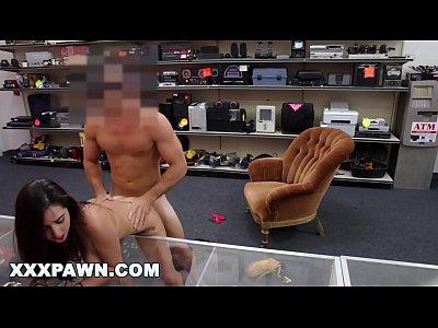 XXX PAWN - College Girl Karlee Grey Visits My Little Shop In Desperation
