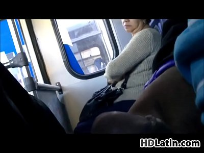 Cock Flashing For Latin Women On The Bus