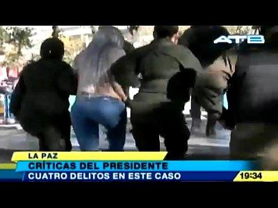 Gabriela Zapata Montaño - BOLIVIA