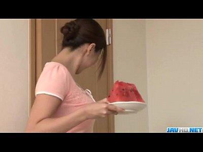Mirei Yokoyama amazes in pure Asian POV show