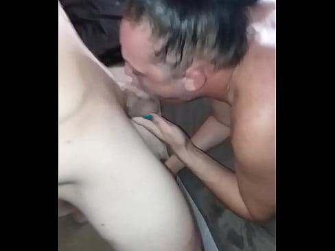 Slutwife Swallowing Cock Loving Strange Dick Xvideos Com