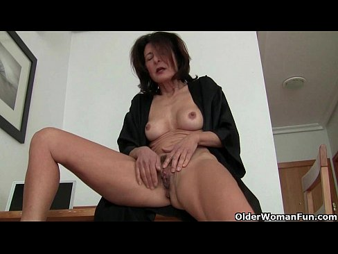 Cock moms mouth