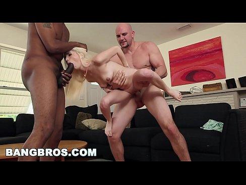 BANGBROS – Piper Perri Interracial Monsters of Cock with J-mac & Charlie Mac