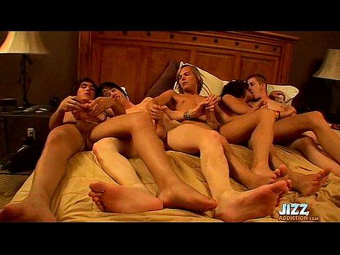 Family nudist orgy