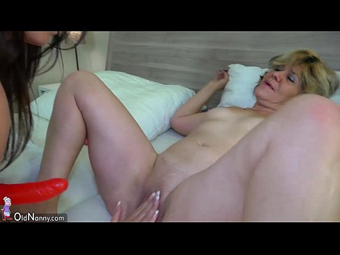Asian Old Young Lesbian