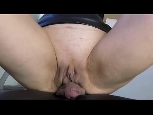 Fetish blonde anal destruction and cream pie