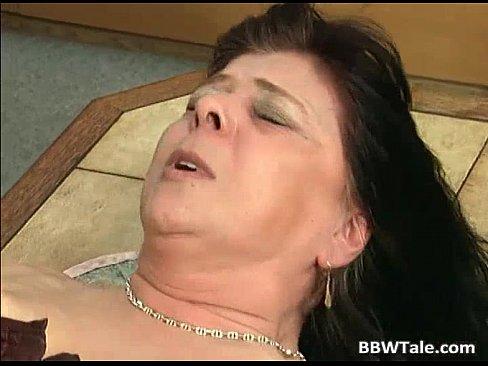 Curly haried bbw slut 2