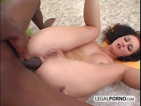 Interracial anal love 3 2010