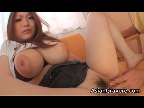 Big titted asian babes