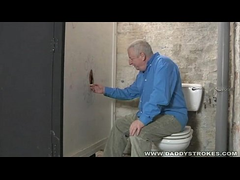 Stuart Sucks Off Strangers At The Glory Hole On His Lunch