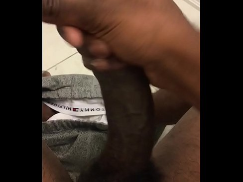 Tommy from polish jerking huge cock