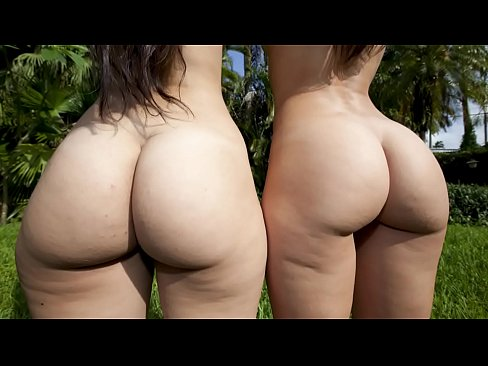 BANGBROS – Rachel Starr And Her Phat Ass Cuban Friend, Liz, on Ass Parade!