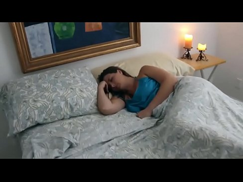 Step son gets into mom's room while she's asleep
