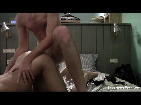 Wife suck and fucks on camera