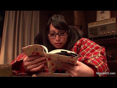 XVIDEO Japanese slut masturbates(ツインテールの学生が部屋でオナニー)