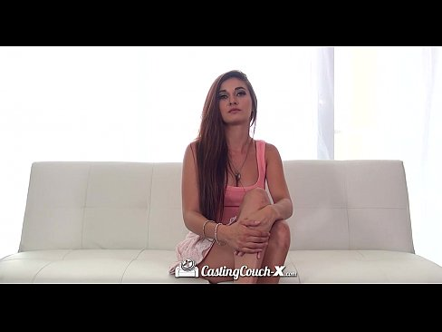 CastingCouch-X – Hot exotic Michelle Taylor has her first audition