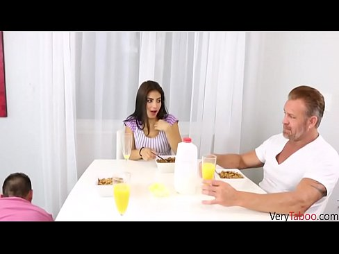 Sexy Step Dad Fucks Daughter