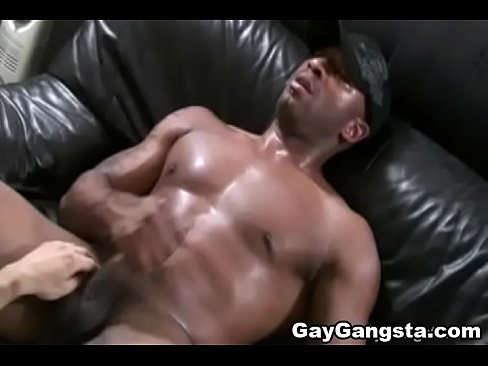 Hunk Gay Gangsters Fucking At Home Nicely