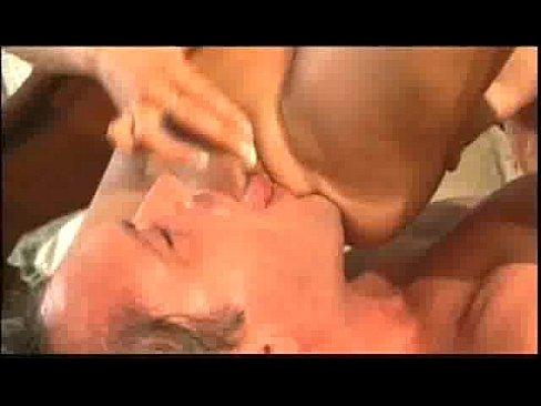 hennes første store Dick XXX