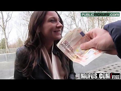 Czech Public Pickups Julie