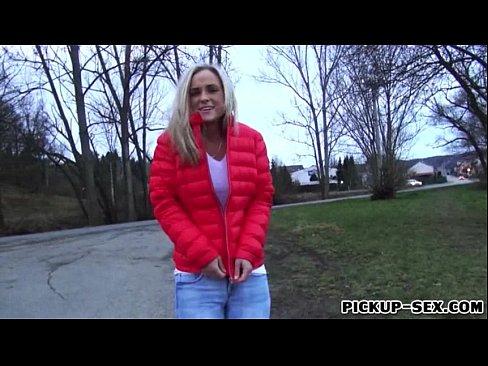 Czech Public Pickups Shanie