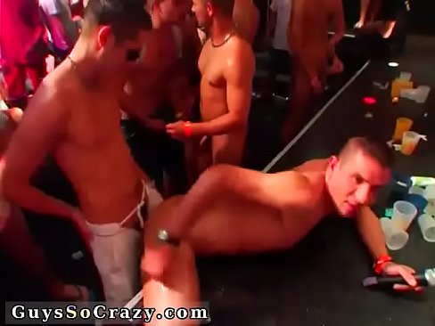 Gay twink group sex