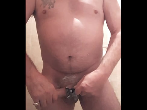 Can shaving a big cock opinion you